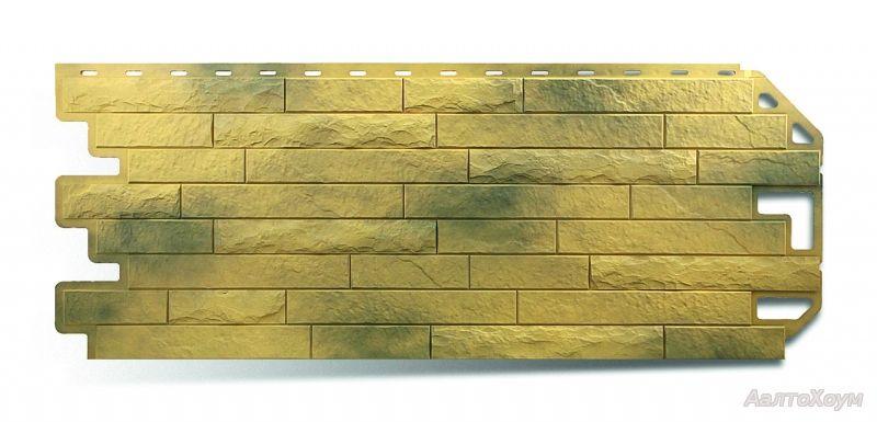 Фасадная панель Кирпич-антик Карфаген